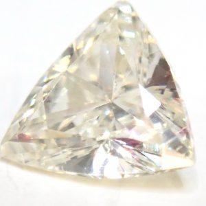 0.27 Carat I Colour VVS2 Triangle Natural Loose Diamond 4.67X4.61mm #45