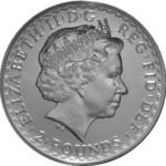 2010 150x150 1 - 2010 1oz Fine Silver £2 Proof Britannia Coin #21
