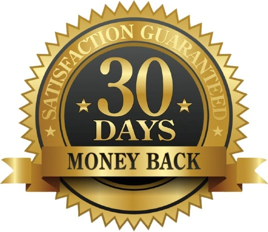 30 day retun logo