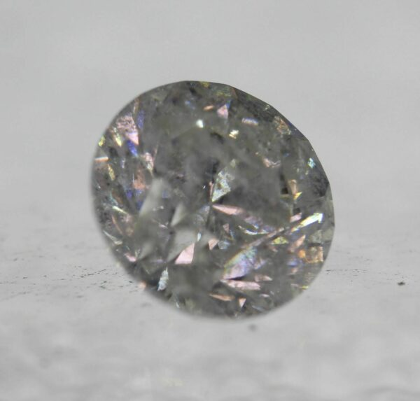 Natural Diamond Certified 1.62 Carat G SI3 Round Brilliant Cut 3VG rrp $8080 #5+