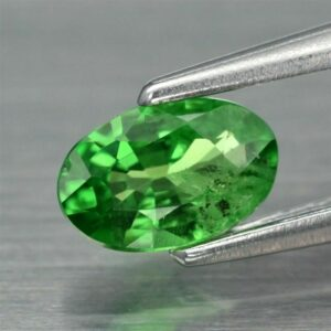 0.32ct Oval Natural Green Tsavorite Garnet, Tanzania Certified Video #20