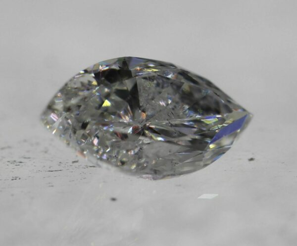 Certified 0.50 Carat F VS2 Diamond Marquise Natural Loose 7.64×3.96mm #206##