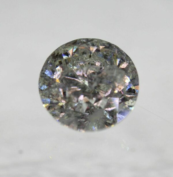Certified Diamond  0.82 Carat G Color SI2 Round Brilliant Loose Ring 5.72mm #325