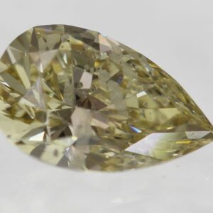 015 Carat Fancy Vivid Yellow Pear Shape Natural Loose Diamond 377X255mm 20 153270752067 300x300 - 0.15 Carat Fancy Vivid Yellow Pear Shape Natural Loose Diamond 3.77X2.55mm  #20#
