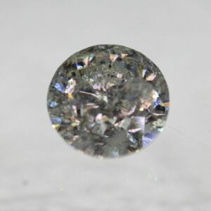 Certified 0.82 Carat G Color SI2 Round Brilliant Loose Diamond  Ring 5.72mm #325